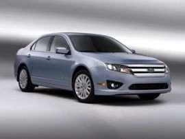 2017 Ford Fusion Hybrid Base 4dr Front Wheel Drive Sedan