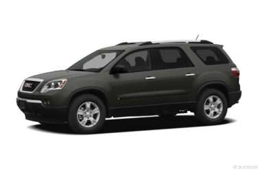 Research the 2011 GMC Acadia