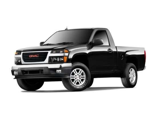 2011 Gmc Canyon Models Trims Information And Details