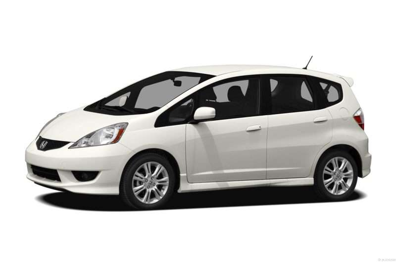 Research the 2011 Honda Fit