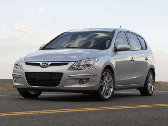2011 Hyundai Elantra Touring Models Trims Information