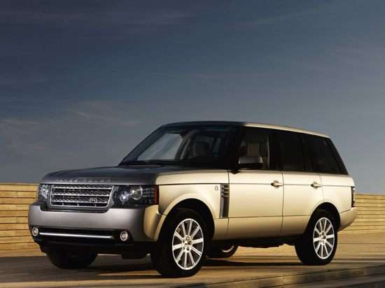 2012 Land Rover Range Rover Autobiography Ultimate Edition ...