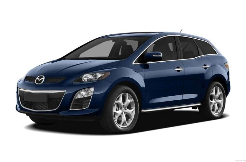 Research the 2011 Mazda CX-7