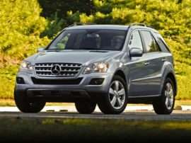 2011 Mercedes-Benz M-Class Base ML 350 4dr All-wheel Drive 4MATIC