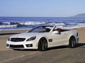 2011 Mercedes-Benz SL-Class Base SL 65 AMG 2dr Roadster