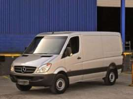 2011 Mercedes-Benz Sprinter Normal Roof Sprinter 2500 Cargo Van 144 in. WB