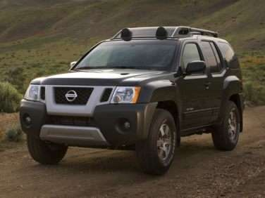 2011 nissan xterra gas mileage mpg and fuel economy ratings autobytel com 2011 nissan xterra gas mileage mpg