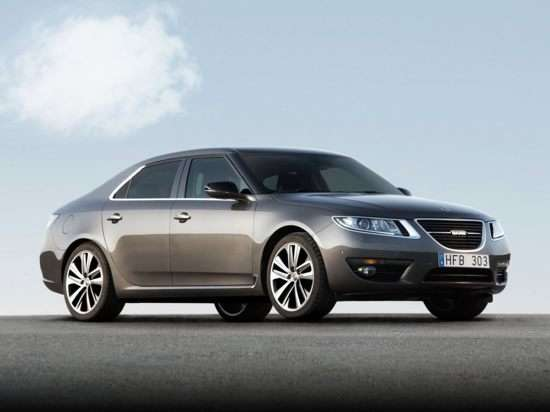2011 Saab 9-5 Turbo6 AWD