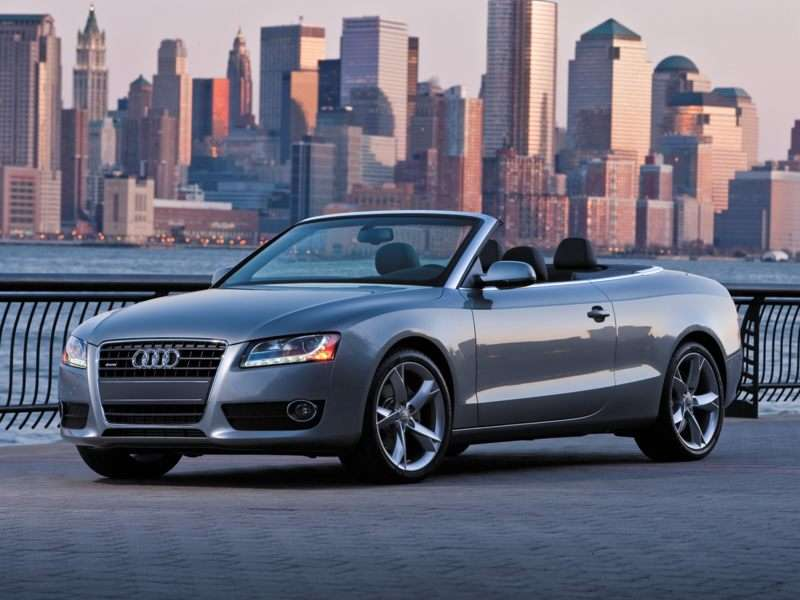 Research the 2012 Audi A5