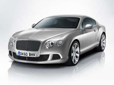 Research the 2012 Bentley Continental GT
