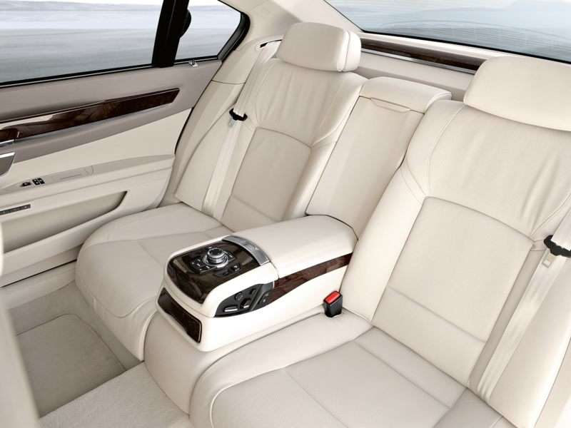 2012 BMW 740 Pictures including Interior and Exterior Images