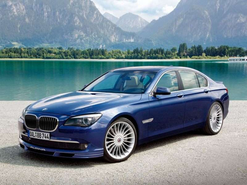 2012 Bmw Alpina B7 Pictures Including Interior And