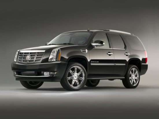 2012 Cadillac Escalade Base 4x2