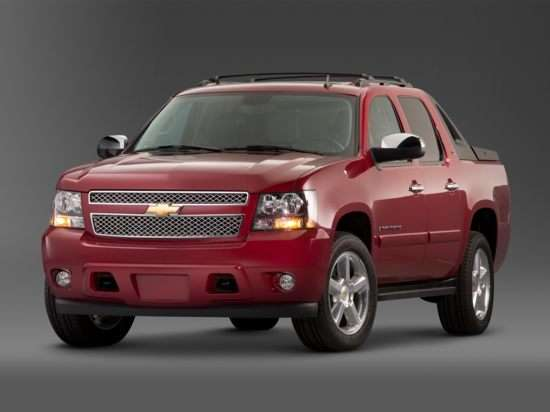 2012 Chevrolet Avalanche 1500 LS 4x4