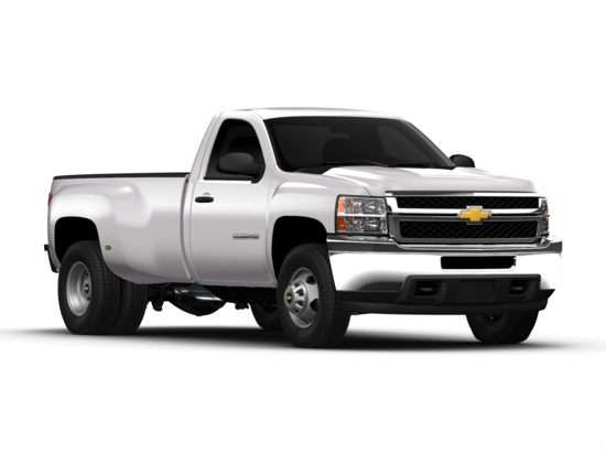 2012 Chevrolet Silverado 3500HD LT 4x2 Regular Cab