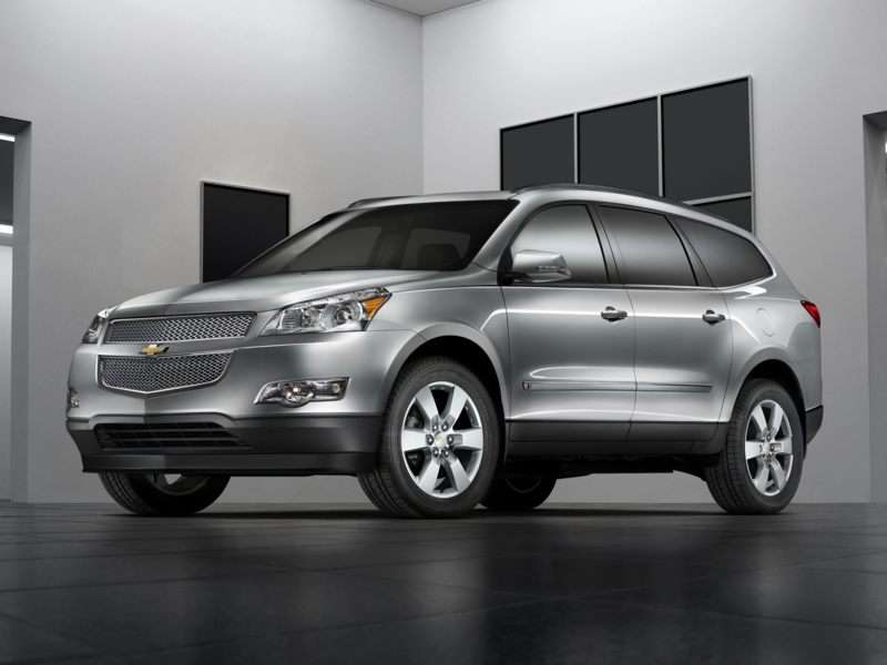 2012 Chevrolet Traverse Pictures including Interior and ...