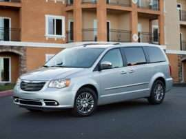 2012 Chrysler Town and Country Touring Front-wheel Drive LWB Passenger Van