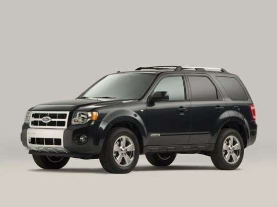 2012 Ford Escape Models Trims Information and Details
