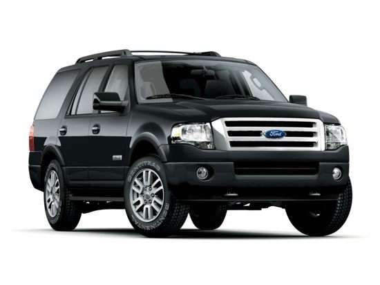 2012 Ford Expedition King Ranch 4x2