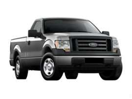 2012 Ford F-150 XL 4x2 Regular Cab Styleside 6.5 ft. box 126 in. WB