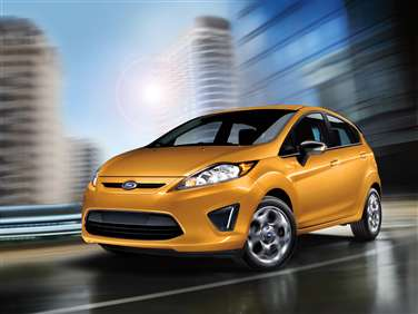 Ford Fiesta Gas Mileage >> 2012 Ford Fiesta Gas Mileage Mpg And Fuel Economy Ratings