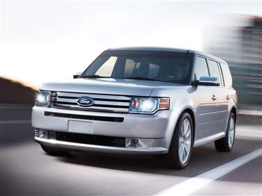 Research the 2012 Ford Flex