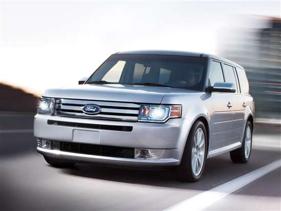2012 Ford Flex SEL AWD Duratec