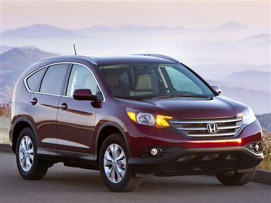2012 Honda CR-V: Video Road Test and Review