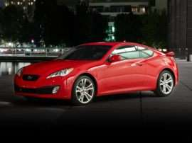2012 Hyundai Genesis Coupe 2.0T 2dr Rear-wheel Drive