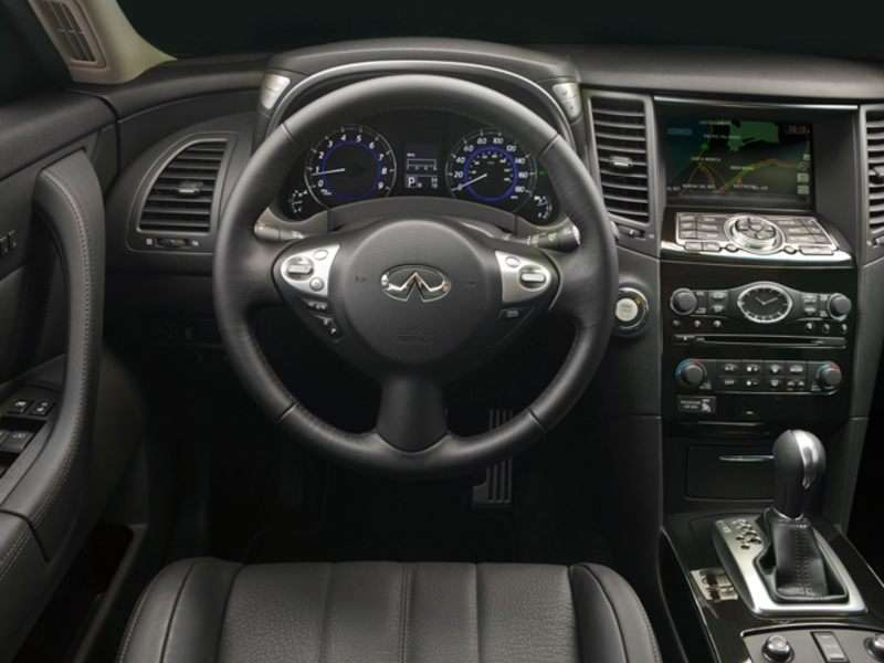 2012 Infiniti Fx35 Pictures Including Interior And Exterior Images