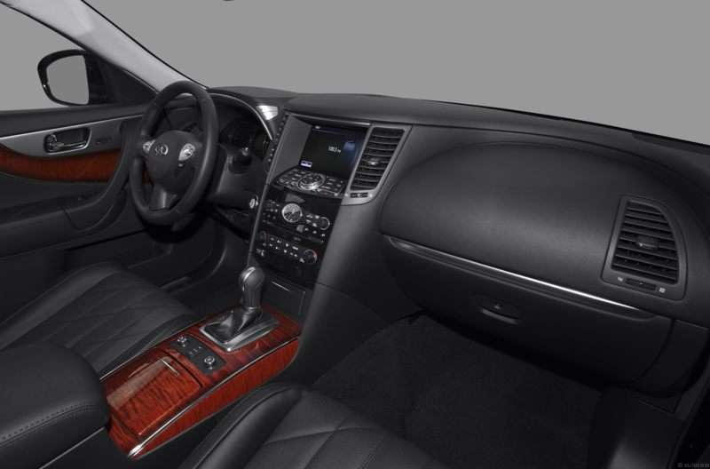 2012 Infiniti Fx50 Pictures Including Interior And Exterior Images