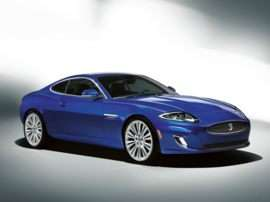 2012 Jaguar XK Base 2dr Coupe
