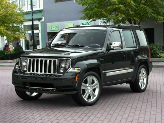 2012 Jeep Liberty Limited Jet Edition 4x4