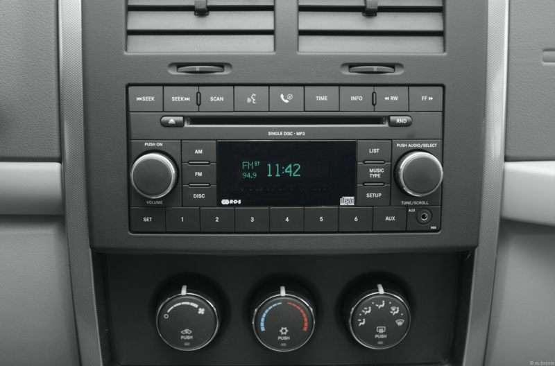 jeep liberty pictures, jeep liberty pics autobytel com2006 Jeep Liberty Radio #18