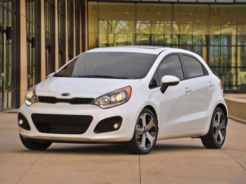 Research the 2012 Kia Rio5