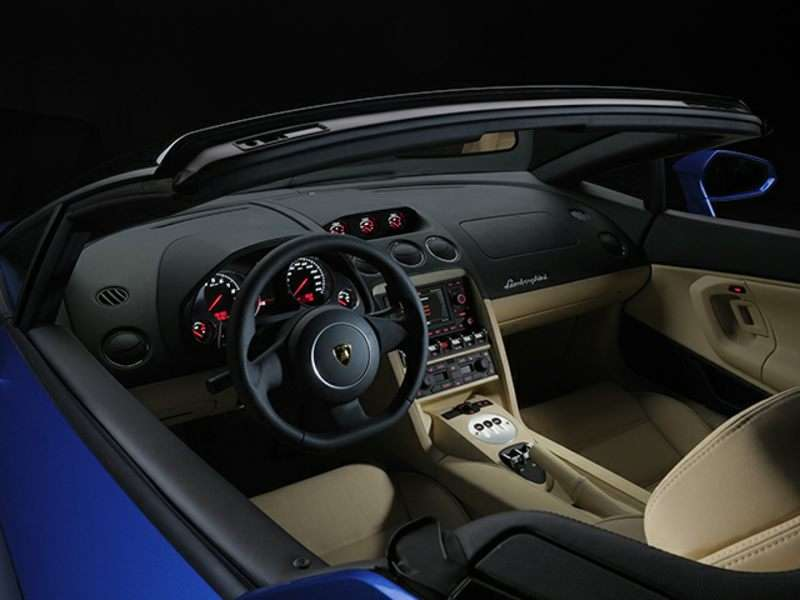 2012 Lamborghini Gallardo Pictures Including Interior And Exterior