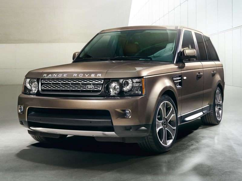 Research the 2012 Land Rover Range Rover Sport