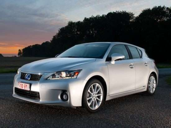 2012 Lexus CT 200h: Video Road Test and Review