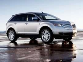 2012 Lincoln MKX Base 4dr Front-wheel Drive