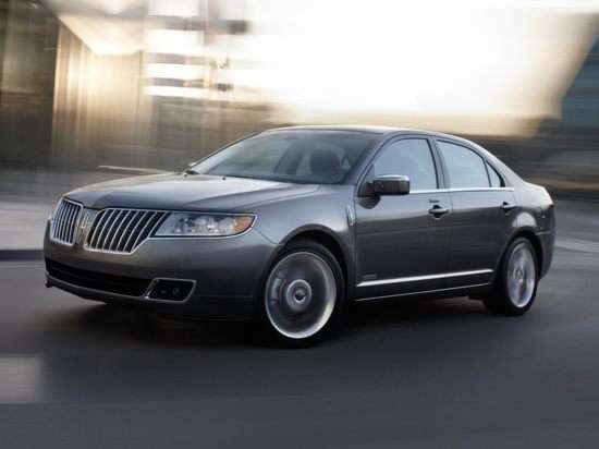 2012 lincoln mkz hybrid models trims information and. Black Bedroom Furniture Sets. Home Design Ideas