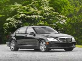 2012 Mercedes-Benz S-Class Base S 600 4dr Sedan