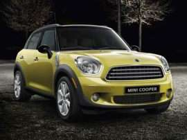 2012 MINI Cooper Countryman Base 4dr Front-wheel Drive Sports Activity Vehicle