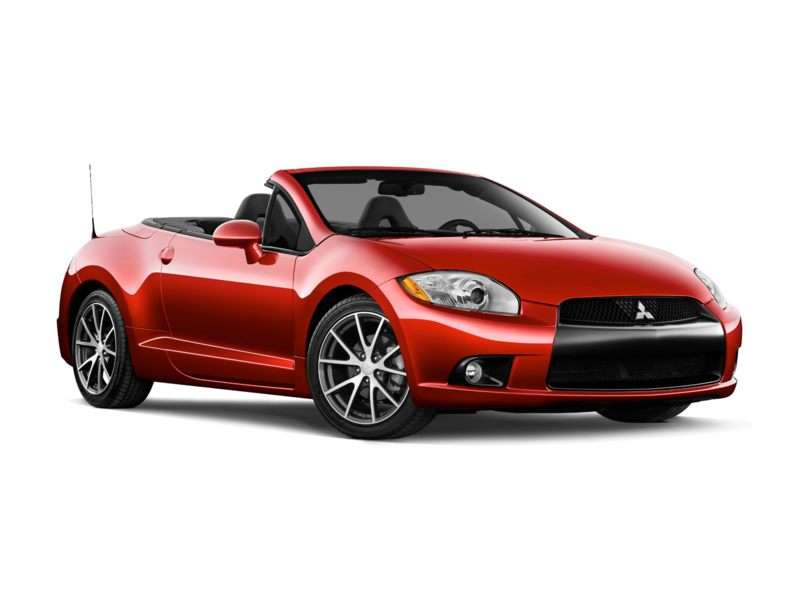 Used Mitsubishi Eclipse Spyder Pictures