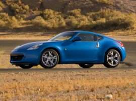 2012 Nissan 370Z Base 2dr Coupe
