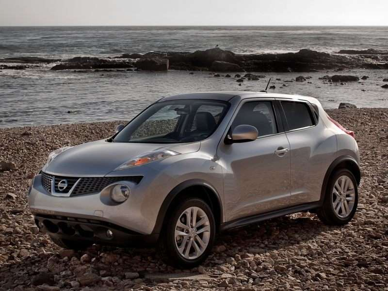 Research the 2012 Nissan Juke