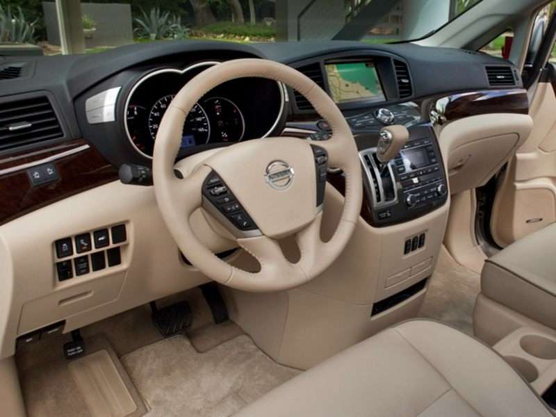 2012 Nissan Quest Pictures Including Interior And Exterior Images