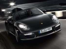 2012 Porsche Boxster Base 2dr Rear-wheel Drive Convertible