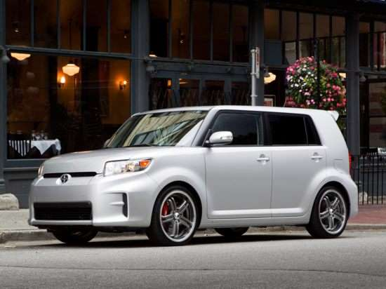 2012 scion xb road test and review. Black Bedroom Furniture Sets. Home Design Ideas
