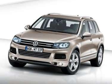2012 Volkswagen Touareg Hybrid Warranty and Roadside