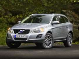 2012 Volvo XC60 3.2 Platinum 4dr All-wheel Drive